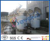 SUS304 / SUS316L Stainless Steel Extraction Tank With Dimple Pad Jacket